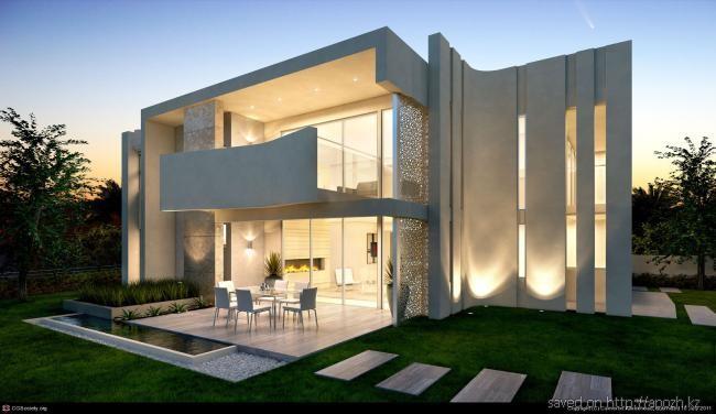 Трехмерная архитектура