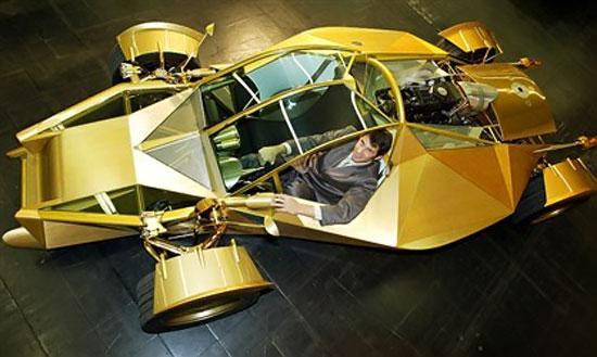 Неординарные автомобили