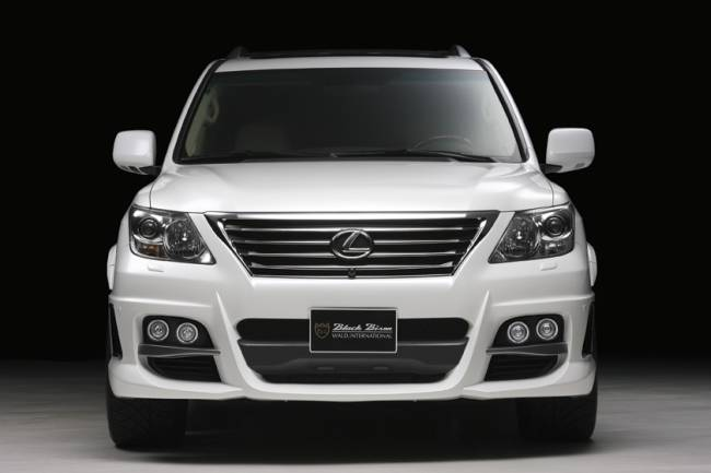 Lexus LX570 Black Bison Edition Wald