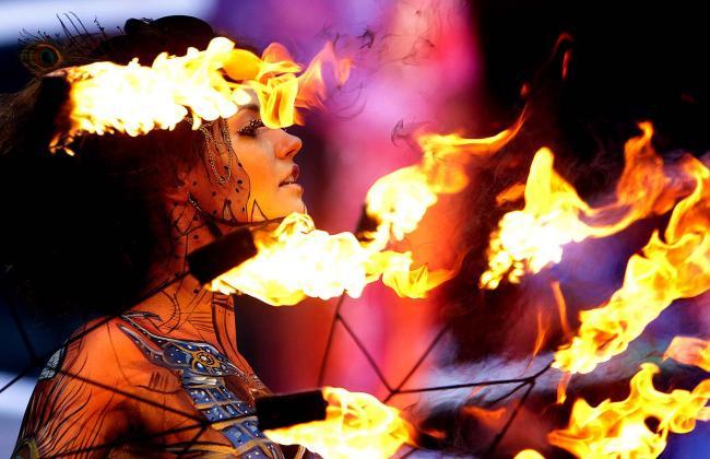 Всемирный фестиваль бодиарта