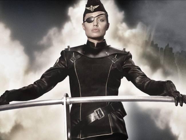 Анджелина Джоли (Angelina Jolie)