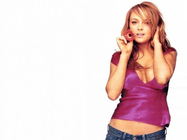 Линдси Лохан (Lindsay Lohan)
