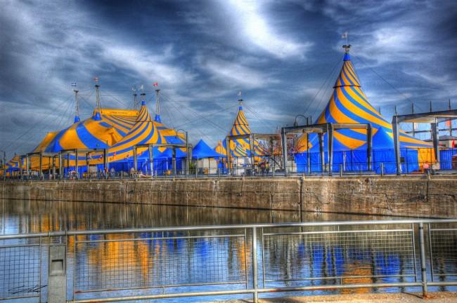 Цирк дю Солей перевоплощение