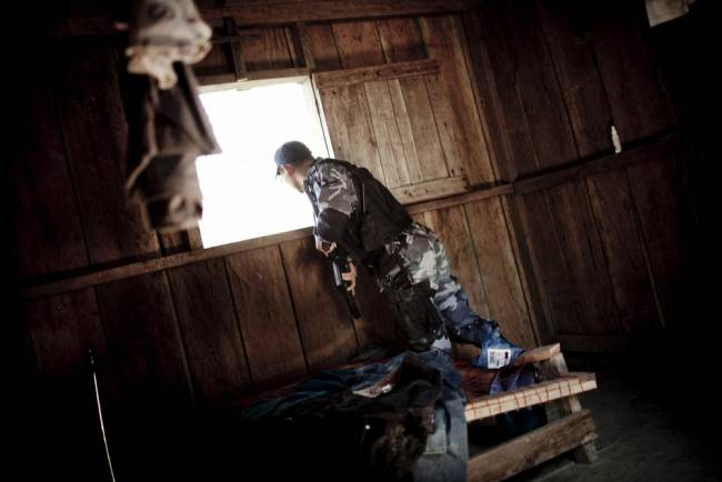 Борьба с наркотиками в Центральной Америке