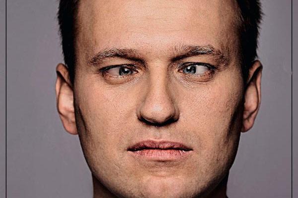 Фотожаба на Алексея Навального