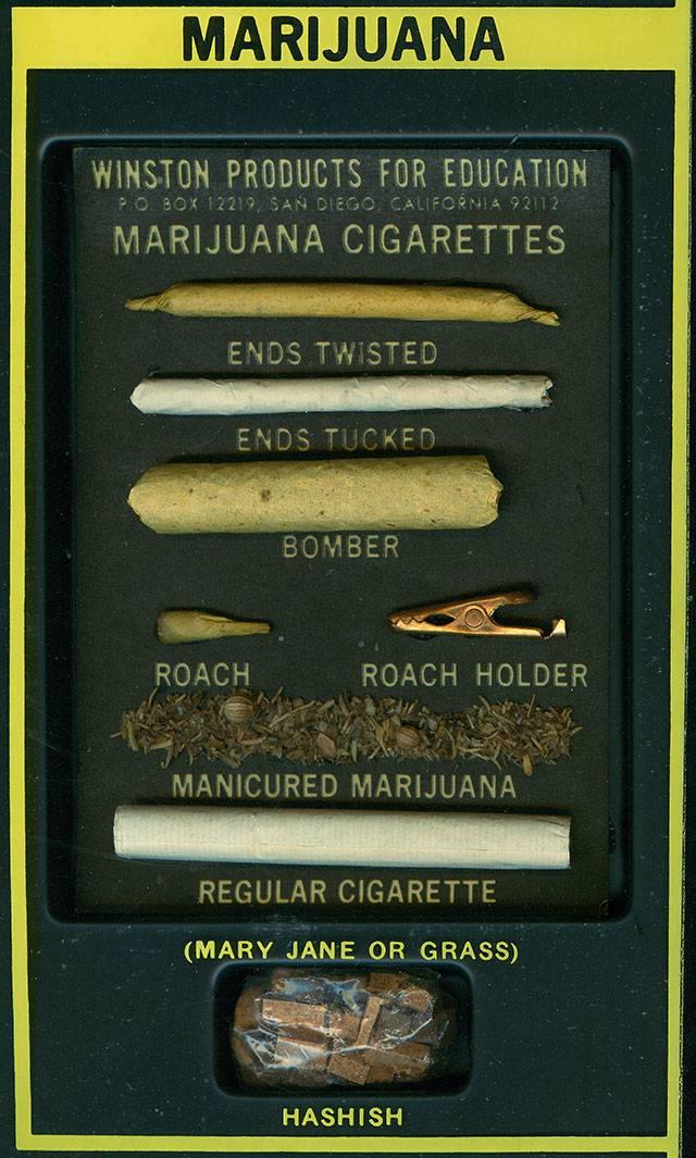 Идентификатор наркотиков