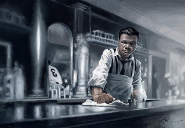 Иллюстрации James Bennett