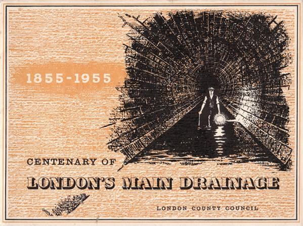 Дренажная канализация Лондона