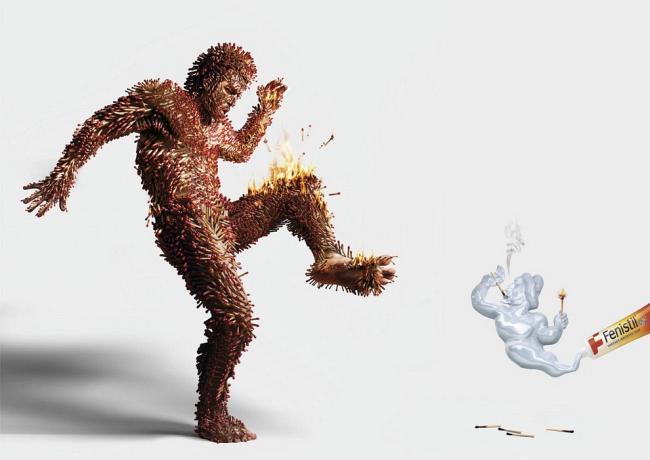 Креативная и прикольная реклама