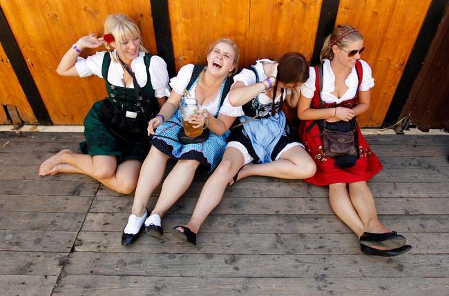 Пивной фестиваль Октоберфест 2011