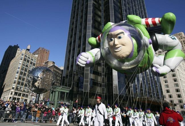 Парад шаров