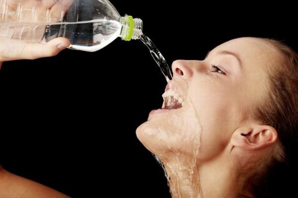 Пейте воду правильно