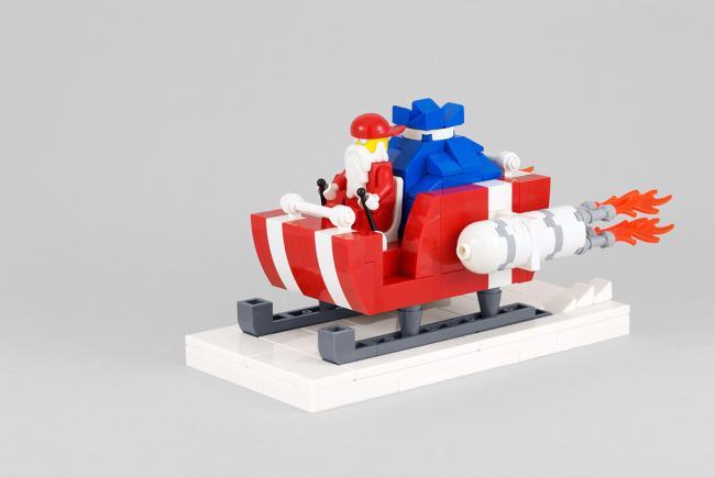 Прикольный Lego