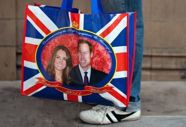 Королевская свадьба Принца Уильяма