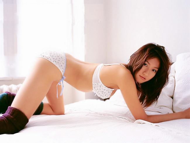 Симпатичные азиатки