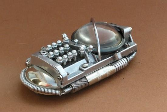 Телефоны в стиле стимпанк