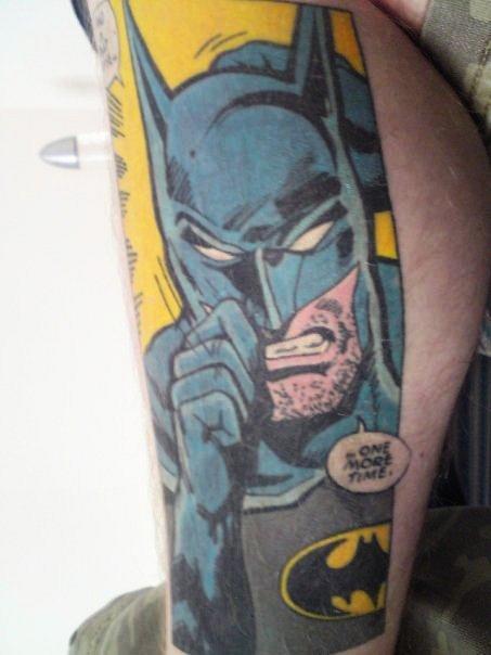 Татуировки фанатов