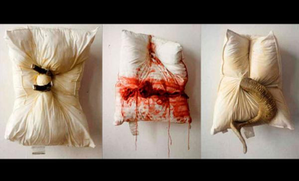 Веселые подушки