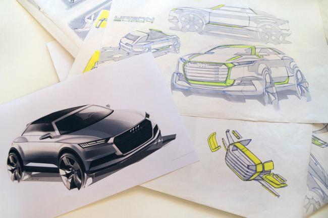 Как создают новые модели автомобилей
