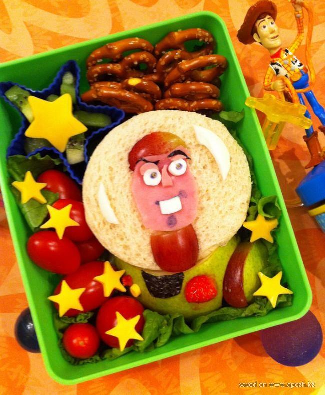 Детские обеды