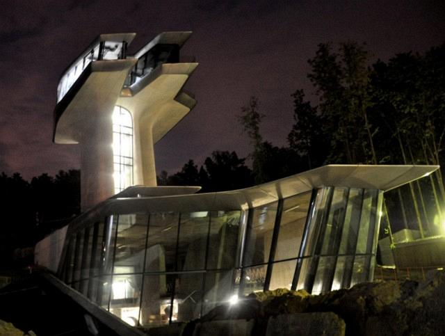 Дом - космический корабль
