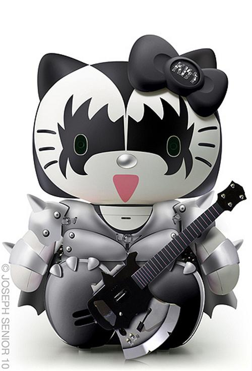 Hello Kitty в образе