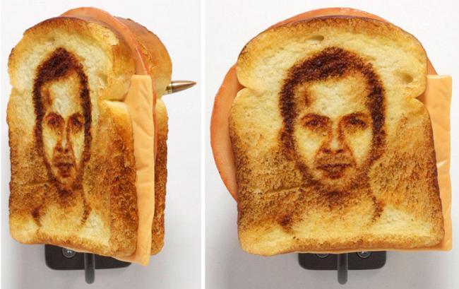 Художественные тосты