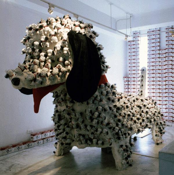 Игрушечные скульптуры