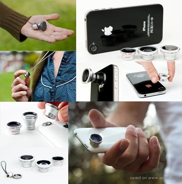 Оригинальные аксессуары для iPhone