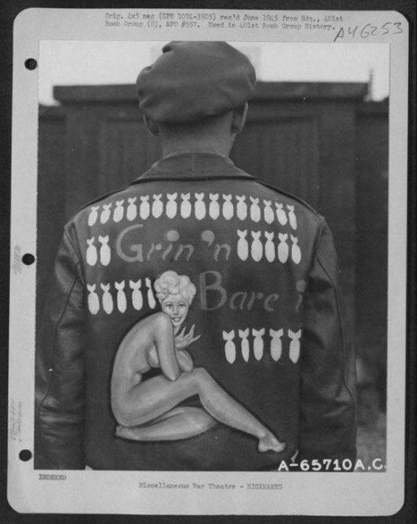 Куртки летчиков Второй Мировой