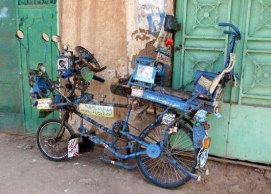 Нестандартные велосипеды