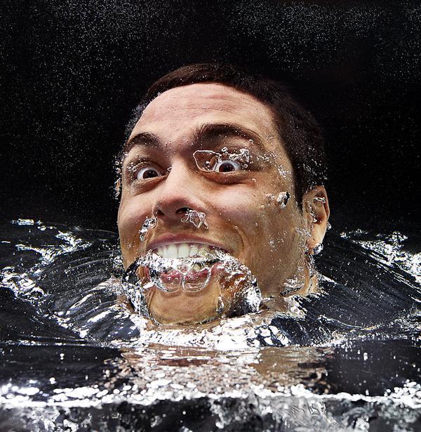 Подводные портреты