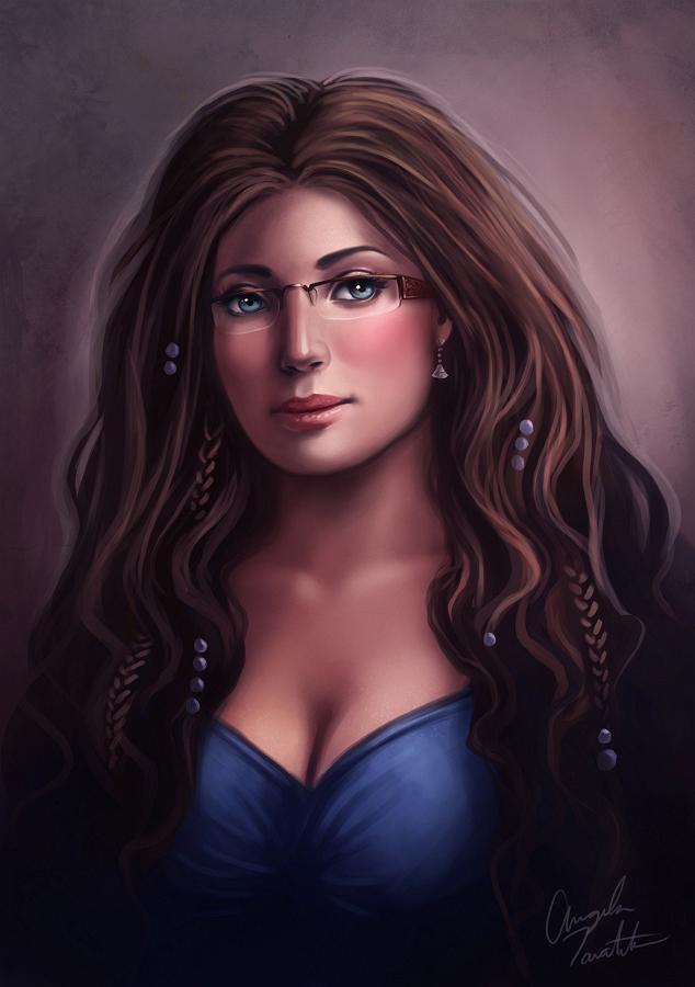 Рисунки Анжелы Таратуты