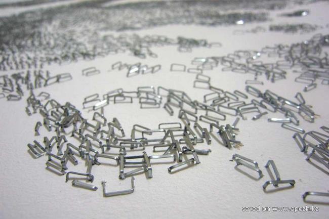 Что можно сделать степлером