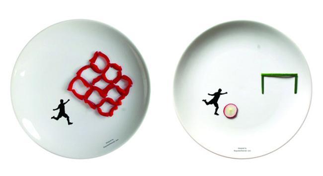 Тарелки для творчества