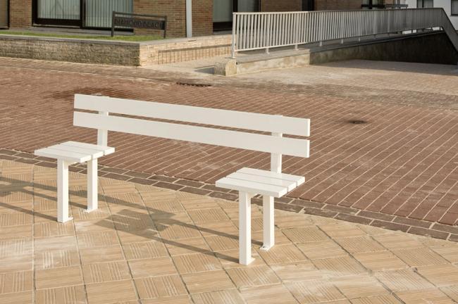 Уникальные скамейки