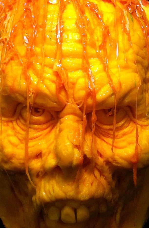 Ужасные тыквы