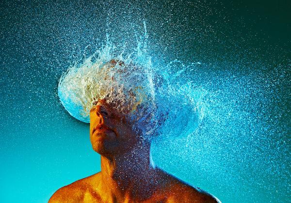 Водяной парик