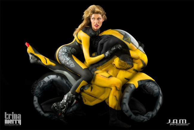 Живые мотоциклы