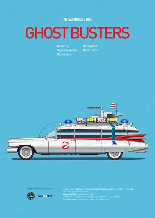 Автомобили в известных фильмах