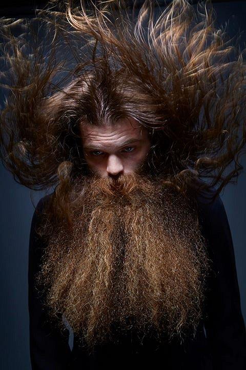 Чемпионат бород и усов