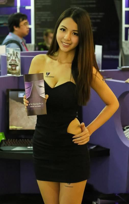 Модели с выставки Computex 2013