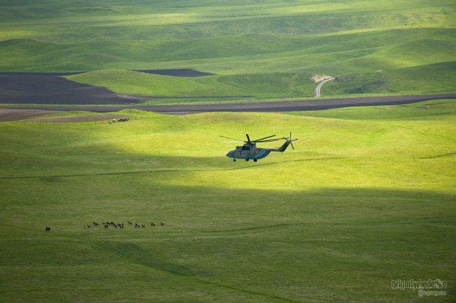 Природа и горы Казахстана