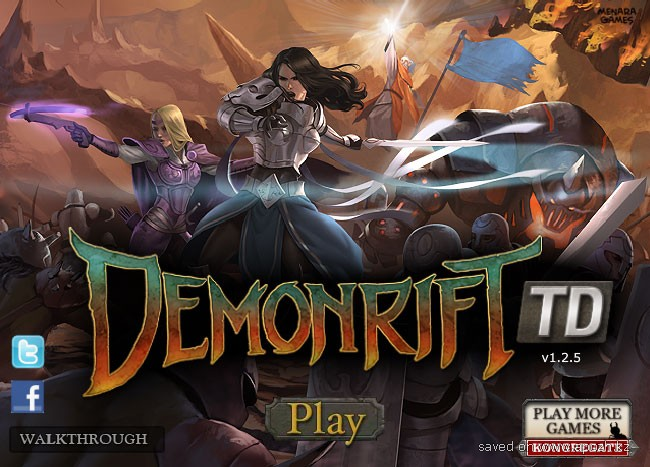 Играть Demonrift